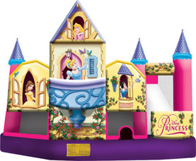 5-in-1-Disney-Bounce-House-Combo