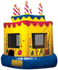Birthday-Cake-Bounce-House-Jumper